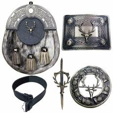 kiltbelt, Antique, Head, antiquebrooche