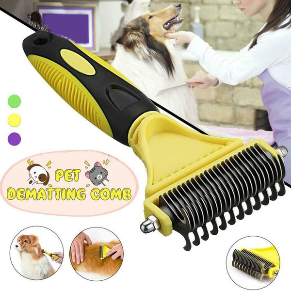 doghaircomb, Combs, petdemattingcombrake, Pets