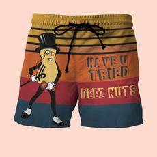 songift, Shorts, Hawaiian, Summer