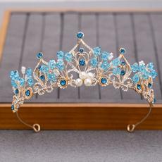 Blues, pageant, hairtiara, Princess