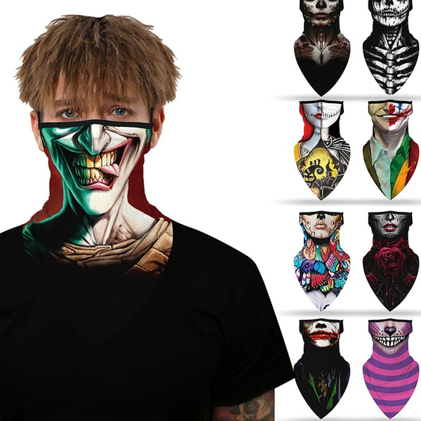Head, Fashion, halffacemask, Cover