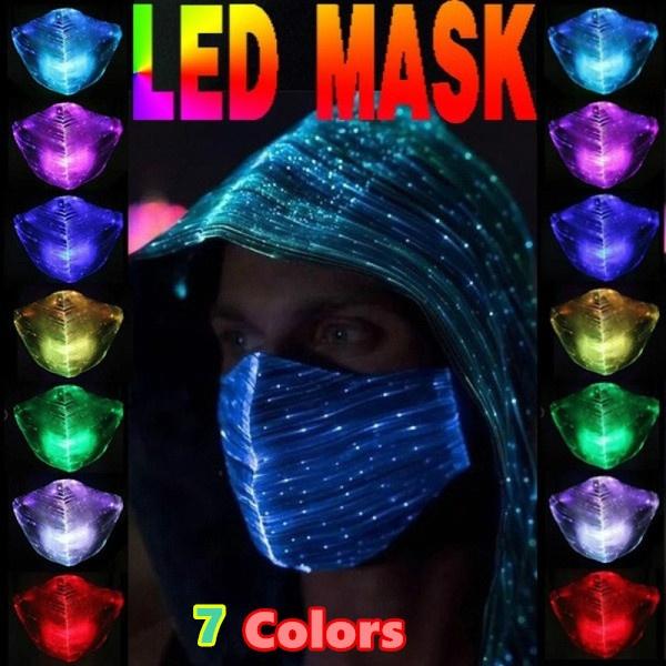 glowingmask, Fashion, filtermask, partymask