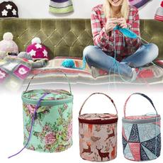 multifunctionalbag, woolstoragebag, sewingstorage, Tool