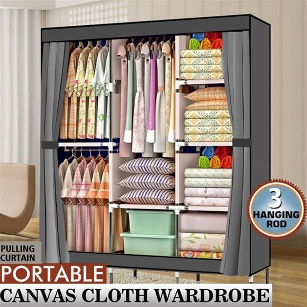 wardorbe, clothesorganizer, Closet, Home & Living