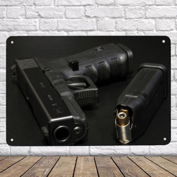 pistol, art, bedroomdecor, Dining & Bar