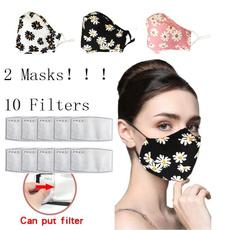 antidustmask, Fashion, Cotton, unisex
