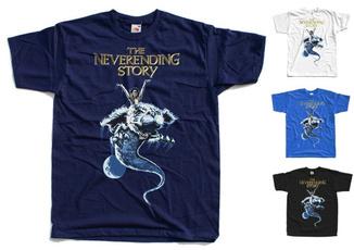 neverending, story, Shirt, Movie