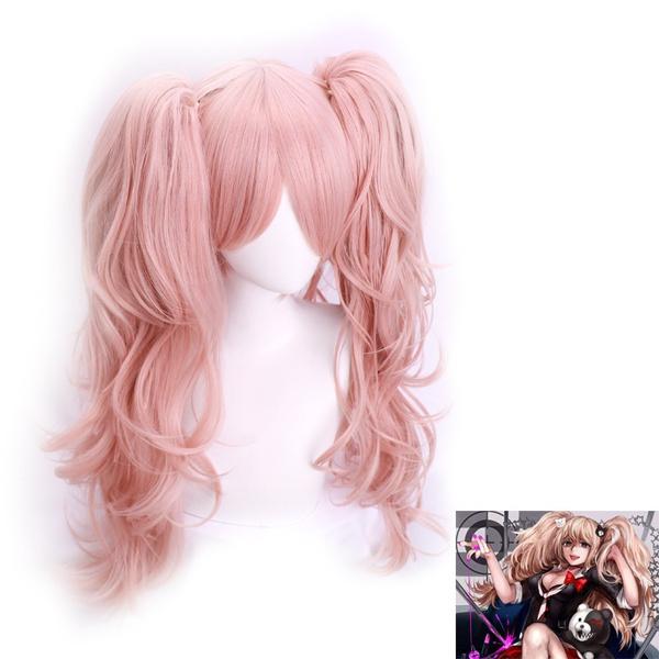 enoshimajunkocosplaywig, wig, Cosplay, danganronpawig