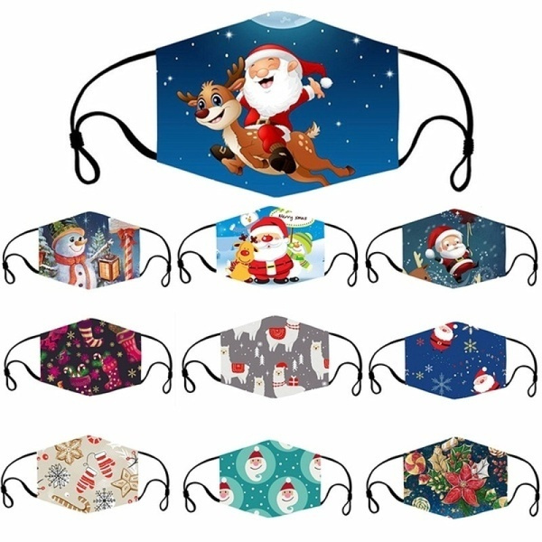 cartoonmask, Outdoor, festivalmask, Christmas