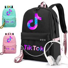 women bags, travel backpack, tiktokbackpack, usb