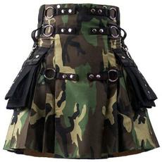 Scottish, modrenkilt, Combat, Army