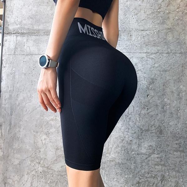Leggings, short leggings, Yoga, high waist