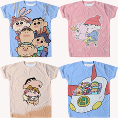 Funny, Fashion, crayonshinchan, Shirt