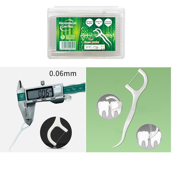 dentalflossholder, Box, dentalflossflosser, dentalflossstick
