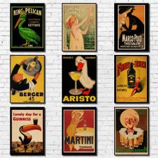 Coffee, art, house, Vintage