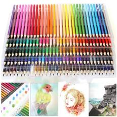 colorwaterpencil, Escuela, art, Materiales de arte