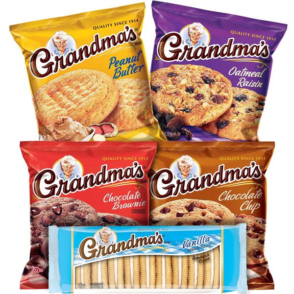 grandmascookiesvarietypack36pk