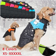 Blues, padded, Pet Dog Clothes, Fashion