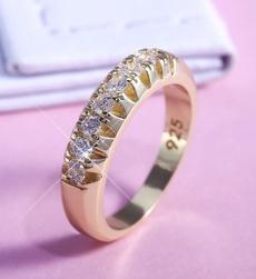 Fashion, wedding ring, gold, Yellow