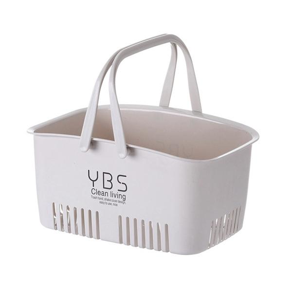 Badkamer Grote Plastic Vuile Wasmand Keuken Opbergmand Groentemand Desktop Opbergdoos Thuis Warenhuis Opslag Wish
