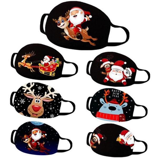 christmasdecuration, blackmask, Christmas, Festival