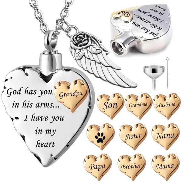 heartnecklaceforsilver, carvedlocket, angelwing, ashesholder