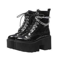 Goth, Chain, gothicbootie, punk