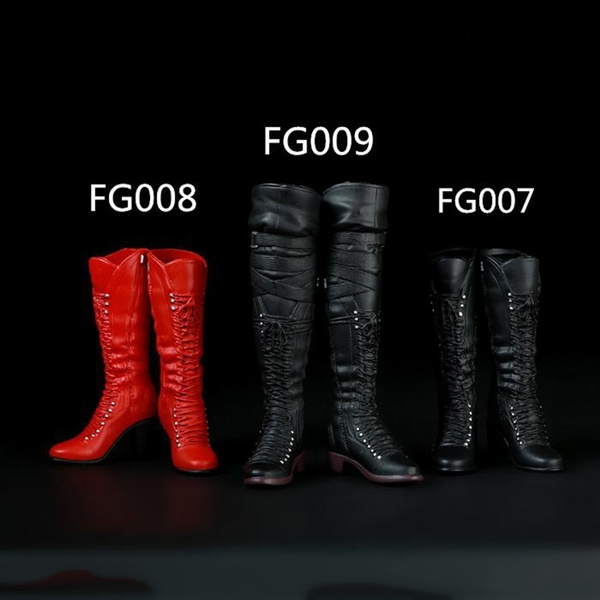 16scalefemaleboot, 16scale, Toy, 16toyfigure