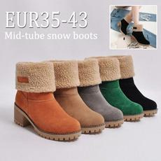 Shoes, Womens Boots, Winter, midtubesnowboot