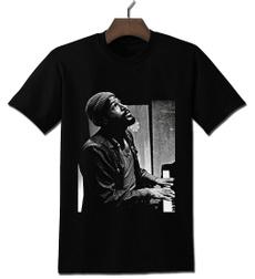 marvingaye, Slim T-shirt, Sleeve, mensfitnesstshirt