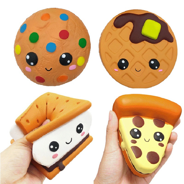 squishiescharm, Christmas, Gifts, biscuit