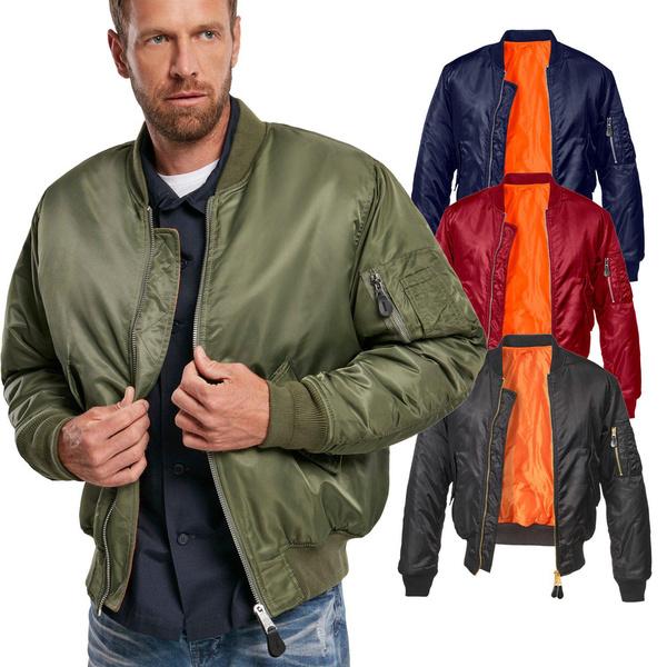 ma1, Jacket, Fashion, brandit
