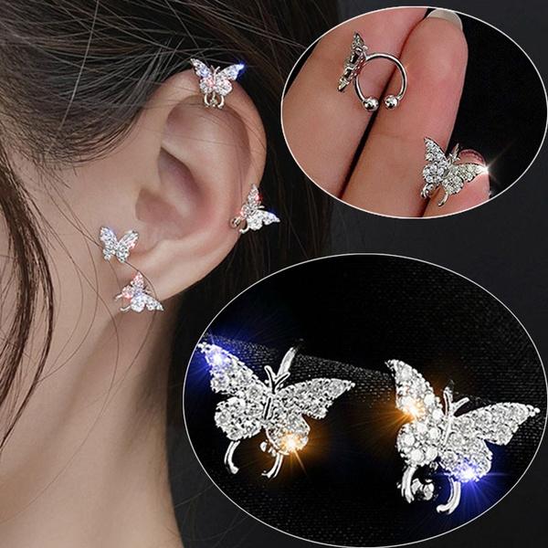 butterfly, Sterling, 925 sterling silver, Jewelry