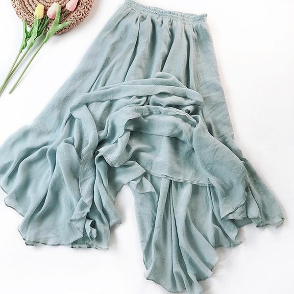 Fashion Skirts, long skirt, vintageskirt, Fashion