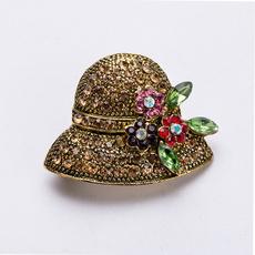 fashionbrooch, brooches, leaf, Pins