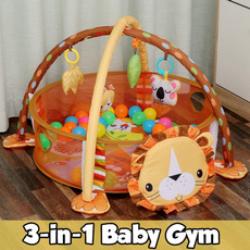cute, Toy, playmat, ballpool