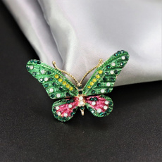 butterfly, cute, brooches, Pins