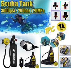 divingenthusiast, divingaccessorie, divingmaskfullface, Tank