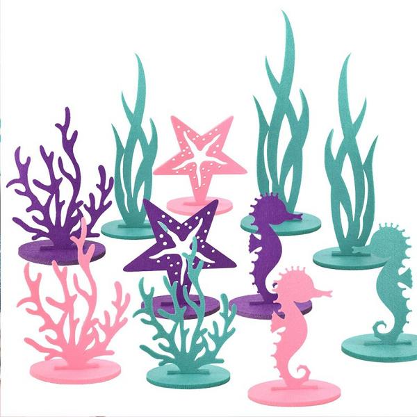 happybirthdayparty, mermaidparty, party, starfish