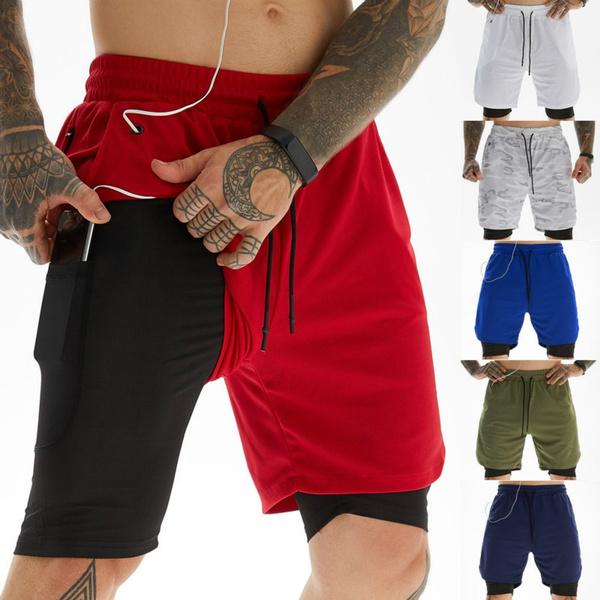 Shorts, quickdryingshort, gymshort, menssportshort
