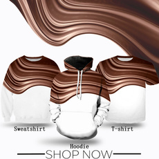 Fashion, Shirt, Food, Chocolate