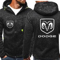 Dodge, hooded, Coat, Men
