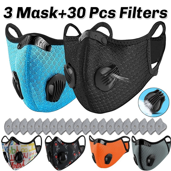 Cycling, Breathable, protectivefacemask, Masks