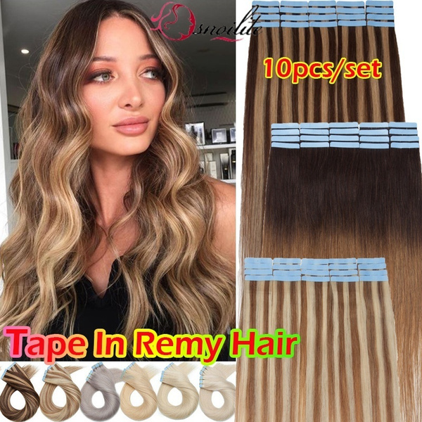 hairstyle, Remy Hair, Hair Extensions, tapeinhair