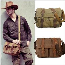 Outdoor, Men, School Bag, Handbags