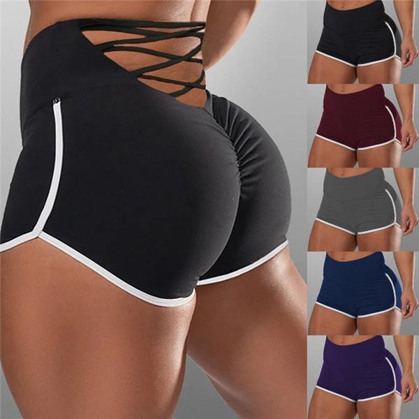 runningshort, Leggings, Shorts, high waist