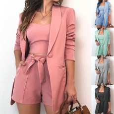 Blazer, Sleeve, Coat, women shorts