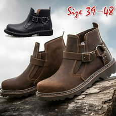 mensbootsleather, mensmotorcycleboot, Outdoor, Hiking