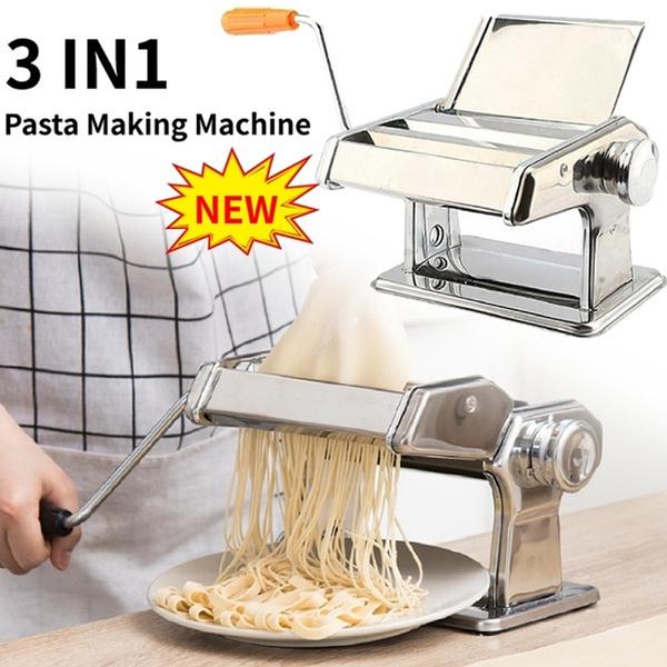 pastamachine, Steel, Stainless Steel, Kitchen Accessories