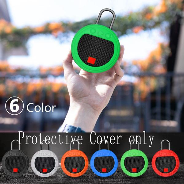 case, jblclip3case, silicone case, bluetooth speaker